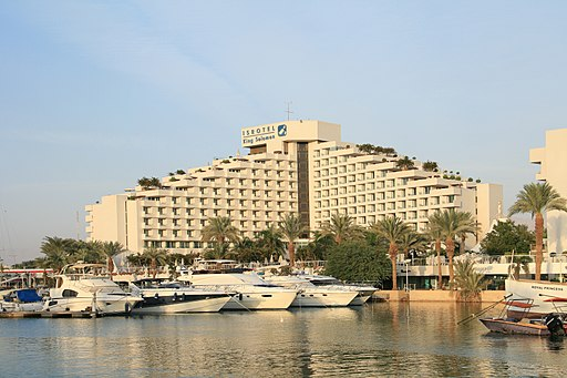 5 Star Hotel in Eilat