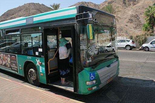Buses_Ramon Airport to Eilat